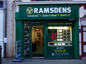 Ramsdens store photo