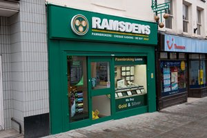 Ramsdens store photo
