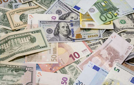 Brits hoarding more than £3 BILLION in foreign currency at home, Ramsdens research shows